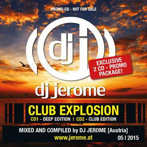 MIXES #01 Club Edition 0515 by DJ Jerome